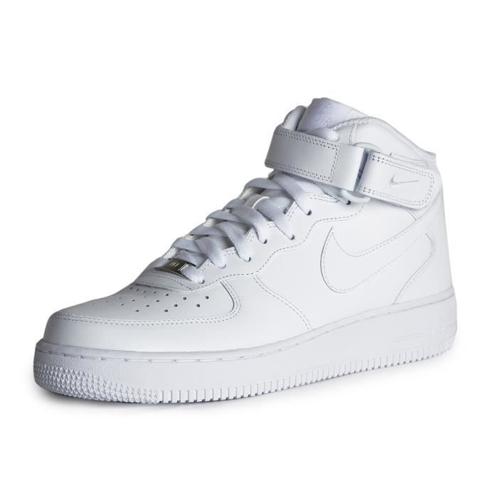 nike air force one mid couleur solde,Basket NIKE AIR FORCE 1 MID 07 - Age -  ADULTE